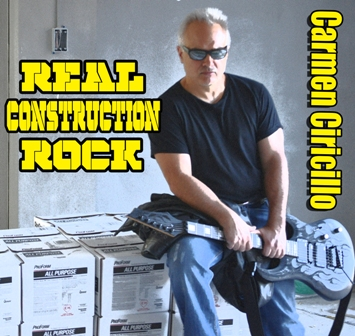 Real Construction Rock Music CD - Classic Rock Music for the Construction Industry!